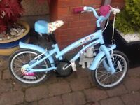 "Apollo Cherry Lane Girls 16"" bike"