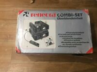Slide Projector Reflecta Combi-Set with pull up portable screen - £50 ono