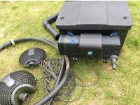 Large Oase bio smart pond pump / filter