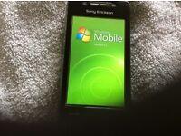 Sony Ericsson Xperia X1 - Black Smartphone