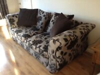 3 seater settee/sofabed