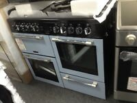 Leisure cookmaster 100cm duel fuel range. £750 RRP £1000 new/graded 12 month Gtee