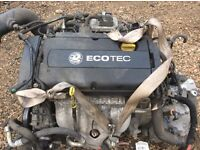 VAUXHALL/OPEL ASTRA 1.8 16v 2008 (08) ENGINE FOR SALE