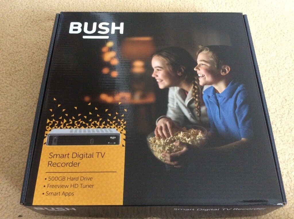 Bush Smart Digital TV Recorder (Brand New)