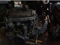 Skoda axr 1.9 turbo diesal engine good runner