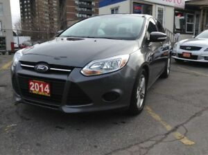 2014 Ford Focus SE HEATED SEATS, CRUSE, ALLOY RIMS