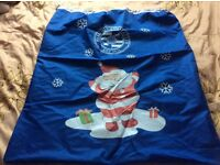 Reading football club Christmas present sack