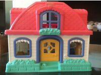 Dolls House - Fisher Price Little People Sweet Sounds Home