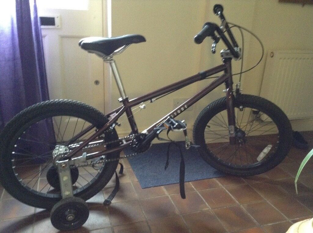 Special Needs Adapted BMX bike