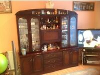 Wooden Cabinet. Worth over £800