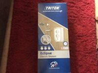 Triton 9.5 kw.,electric shower