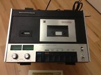 Retro National Panasonic stereo cassette deck