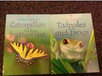 Usborne Beginners Books series book bundle BEAUTIFUL CONDITION