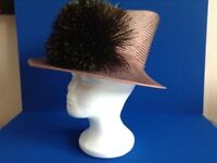 Ladies Debut beautiful Mink colour hat