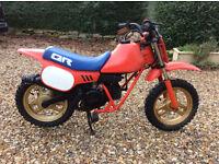 Honda QR50 kids off-road motorbike....what a great Chritmas present