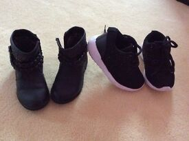Trainers & boots