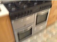 Gas range cooker. Belling Countrychef 8 burners , 2 ovens a grill and storage drawer
