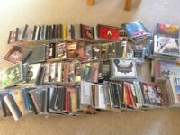 136 CDs in excellent condition pop rock!! loads of great stuff!