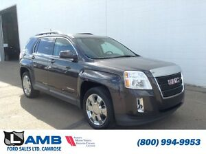 2014 GMC Terrain AWD SLT-1 Sunroof Leather Reverse camera Blueto