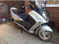 Sym gts 125 now sold