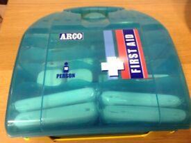 Arco first aid box