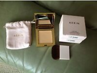 JOB LOT of 3 x Aerin by Estée Lauder Fresh Skin Compact Foundation Level 02 makeup