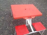 Camping table/ picnic table