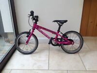 Islabike CNOC 14 Small pink. Complete with original box. Immaculate condition