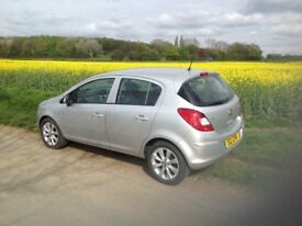 For sale 2012 Vauxhall Corsa