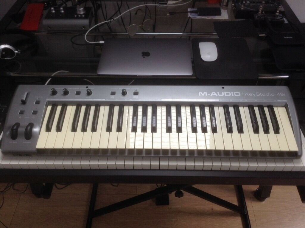 M-Audio Key Studio 49i keyboard based music production system  | in  Bramhope, West Yorkshire | Gumtree