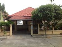 Thailand - Chiang Mai : Bungalow 3 bedrooms for longterm rental