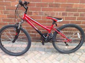 Boys Falcon Zombie Bike