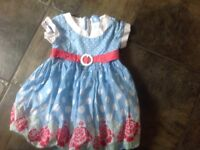 Pumpkin Patch dress Age 3 years worn once
