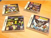 Nintendo DS Boys Game Bundle