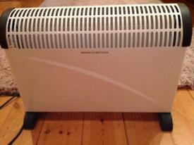 Pair of Convector Heaters