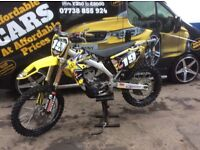 Rmz 450 2011 efi full loaded loads of extras full system
