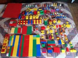 Very large bundle of Lego Duplo