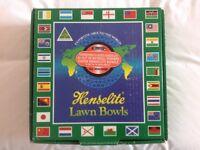 Henselite Classic II Bowls