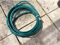 15 metre length garden hose with fittings