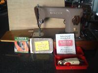 Singer sewing machine model 201k