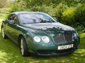 Bentley Continental GT private sale