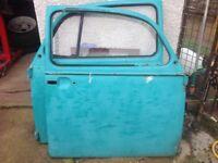 Classic vw beetle doors