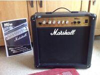 Marshall Amp MG 15CD