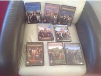 Downton Abbey 20 dvds