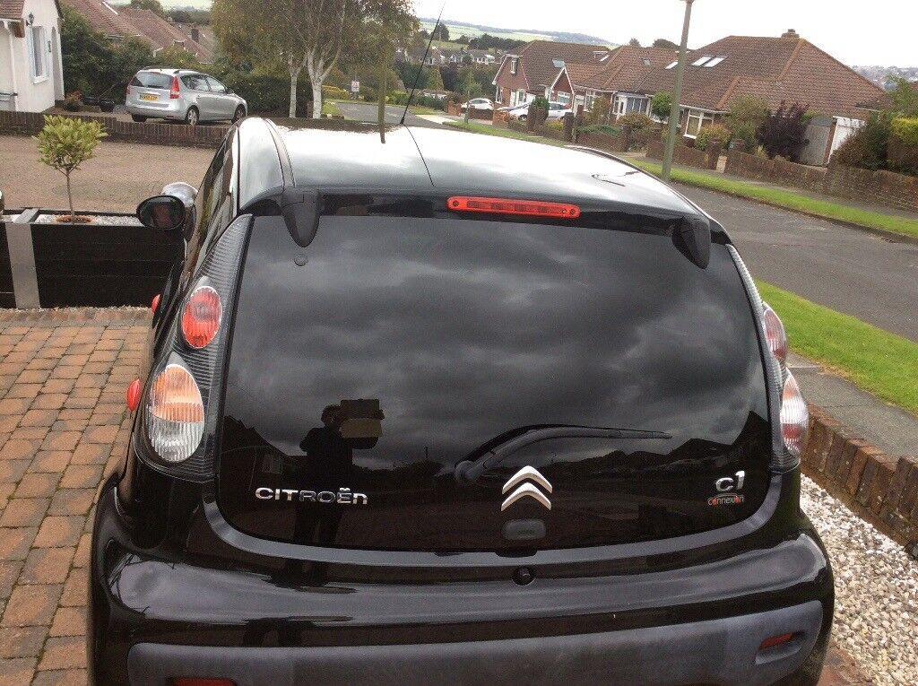 Citroen C1 Connexion  2012  great spec best colour combo  in