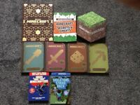 9 Minecraft books