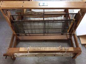Harris 4 shaft table Loom