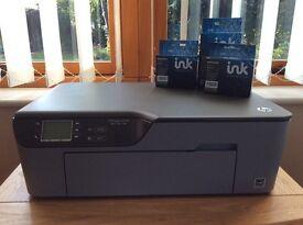 Wireless printer scanner