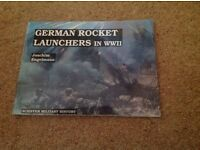 German Rocket Launchers in WWII