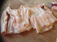 Little girls new dance class outfits
